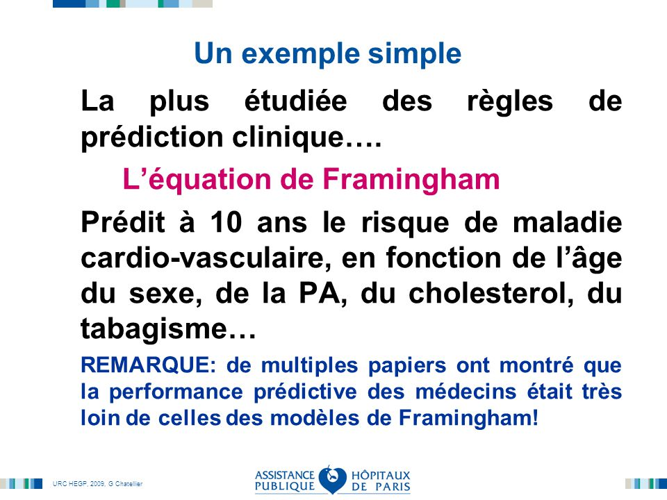 URC HEGP, 2009, G Chatellier ML. Brown et al. J Thorac Cardiovasc Surg 2008;136:566-571