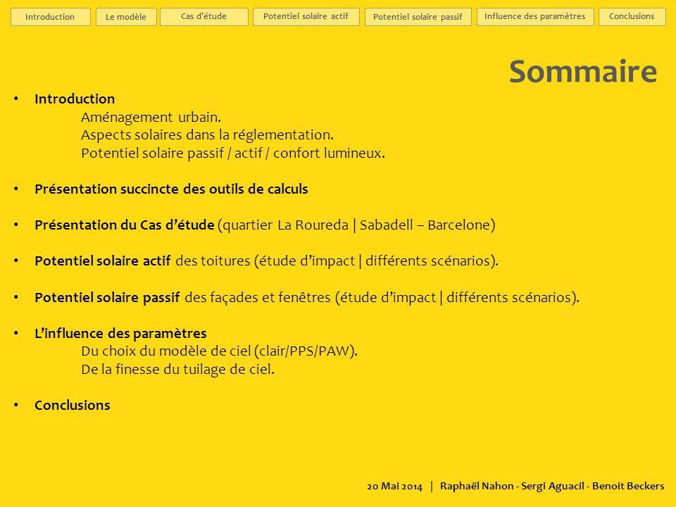 20 Mai 2014 | Raphaël Nahon - Sergi Aguacil - Benoit Beckers.....