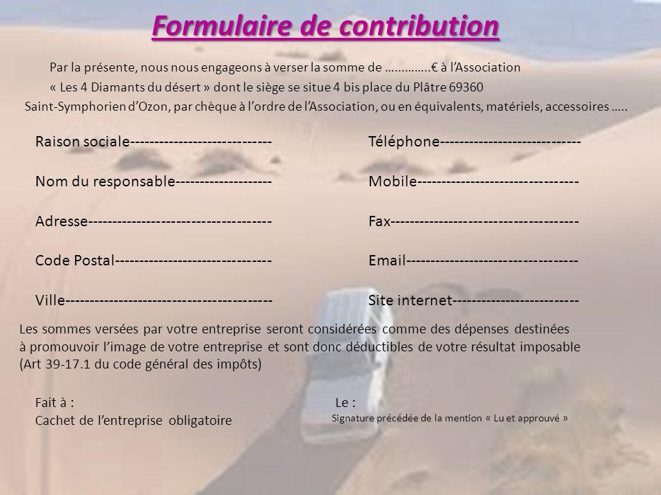 Comment allier Rallye et développement durable ? Le rallye Aïcha des gazelles est le seul rallye à avoir obtenu la Certification ISO 14001 en 2010 Nor