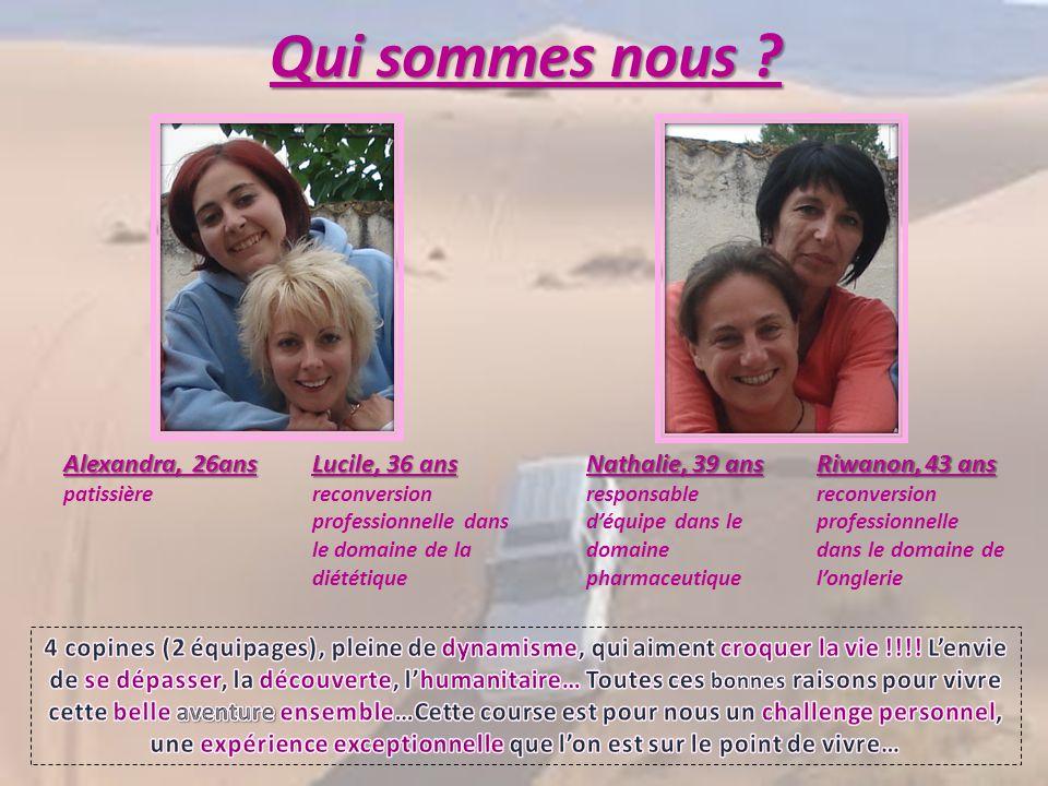 Rallye Aïcha des Gazelles 2015 Le seul rallye 100% féminin Association « Les 4 Diamants du désert » Vous présente …….. 25 ème Edition