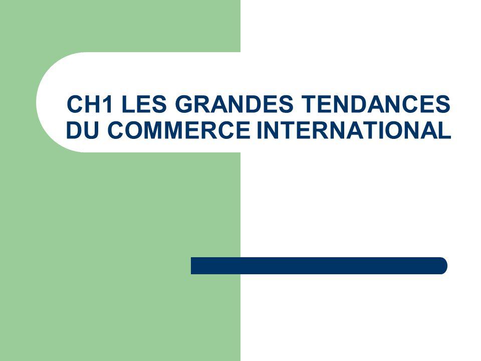 Introduction : les grands postes de la balance des paiements, le solde commercial français
