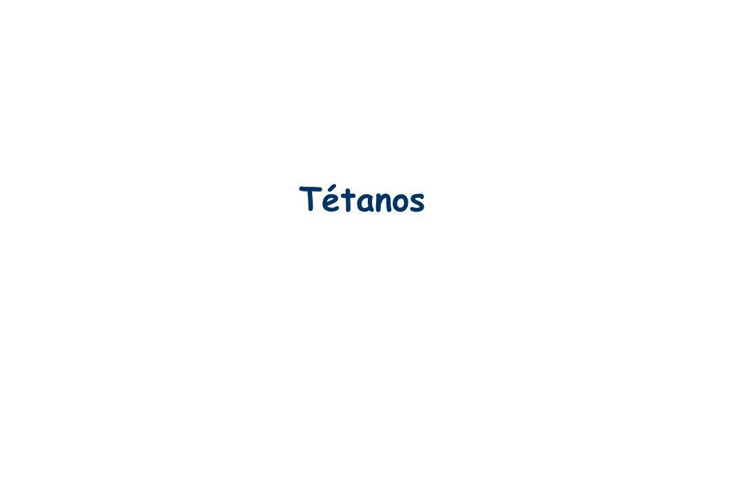 IFSI SUD - 20/10/2006 1 Tétanos