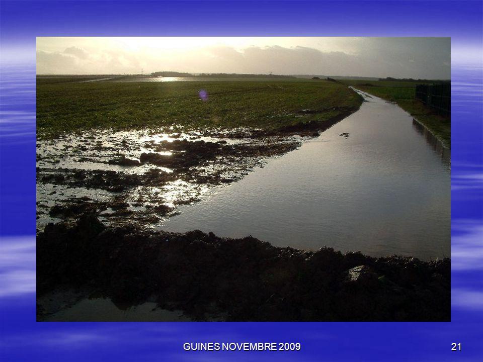 GUINES NOVEMBRE 200921
