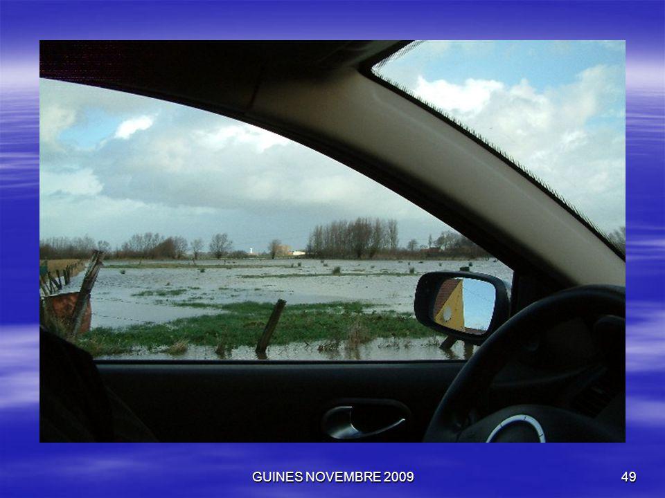 GUINES NOVEMBRE 200949