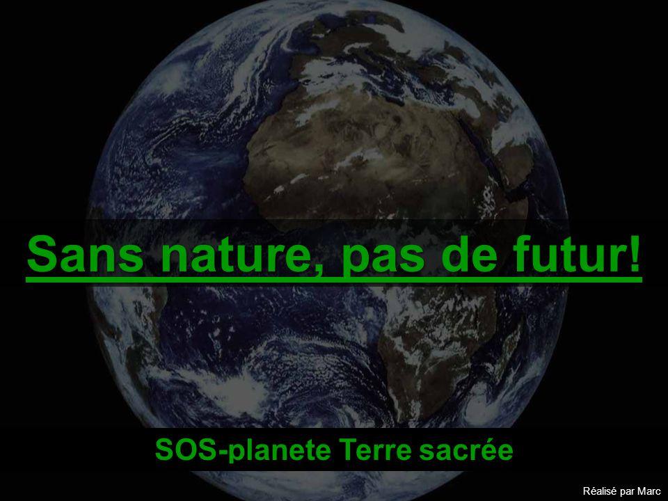 Sans nature, pas de futur! Sans nature, pas de futur! SOS-planete Terre sacrée Réalisé par Marc