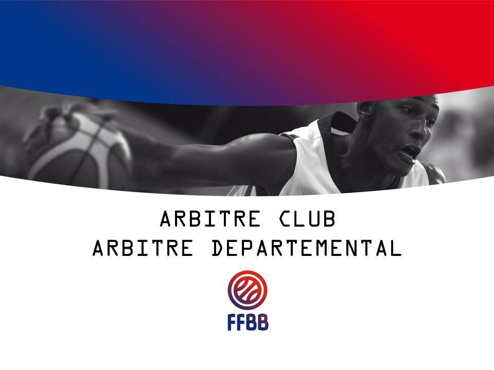 ARBITRE CLUB ARBITRE DEPARTEMENTAL