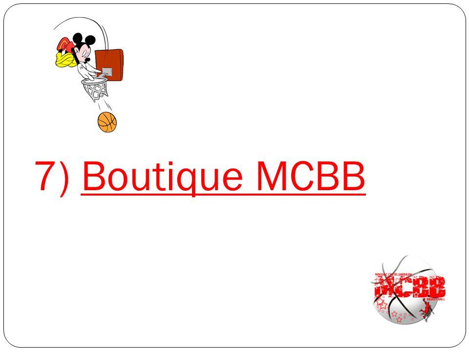 7) Boutique MCBB