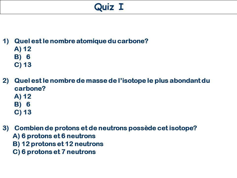 Le n ombre de masse et les isotopes Le nombre total des nucléons (protons et neutrons) est appelé le nombre de masse A: A = n prot + n neut Tous les a