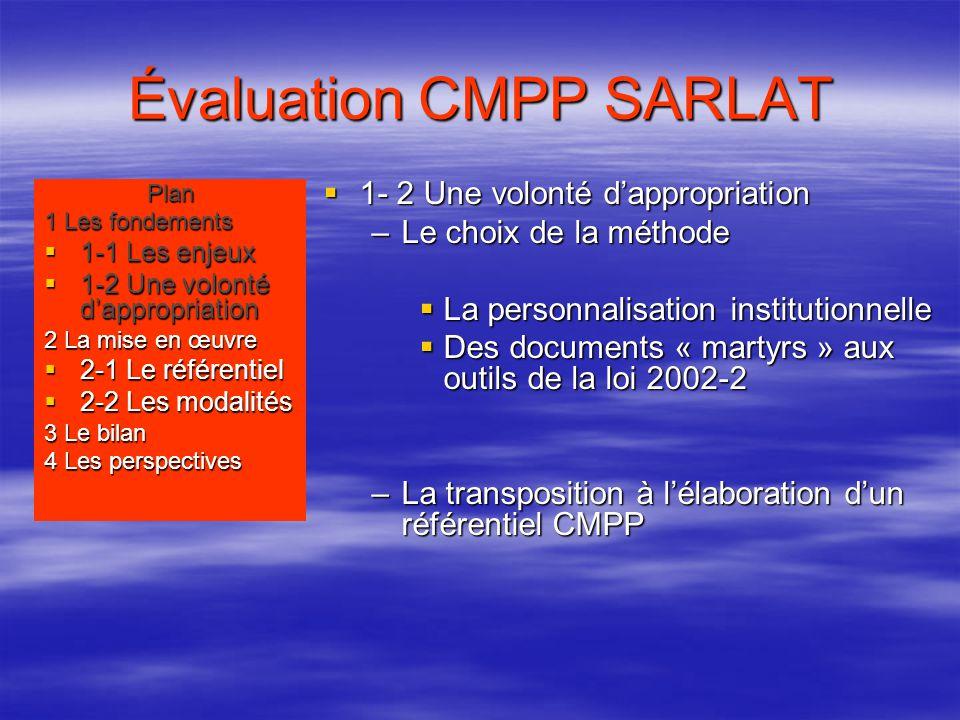 VIII-1) référence: l'action du CMPP s'inscrit dans une démarche cohérente avec les partenaires.