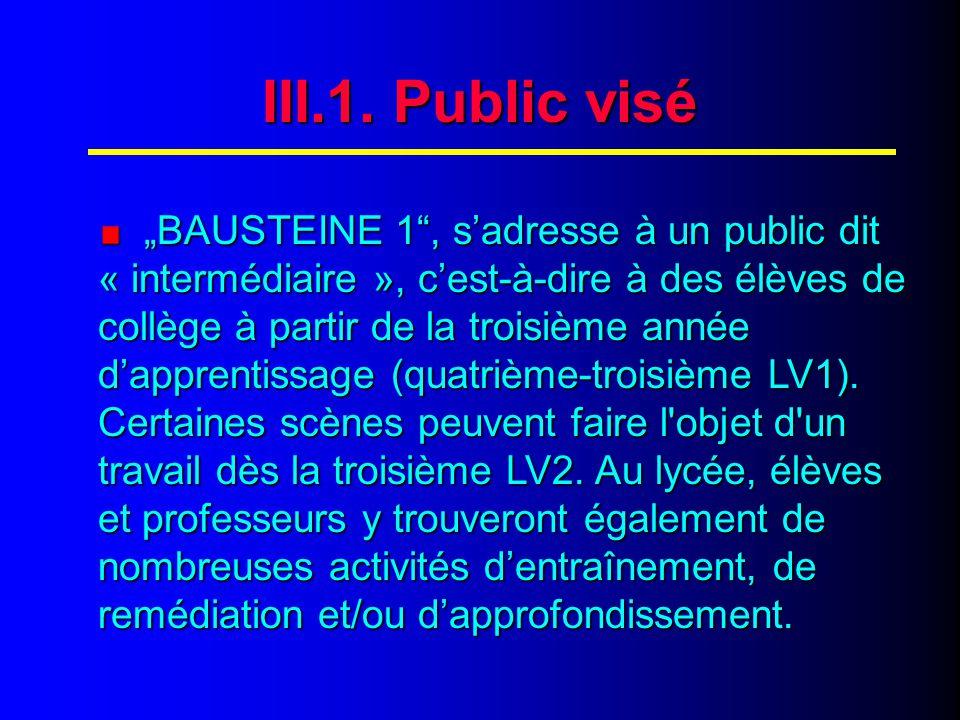 III. PUBLIC VISE