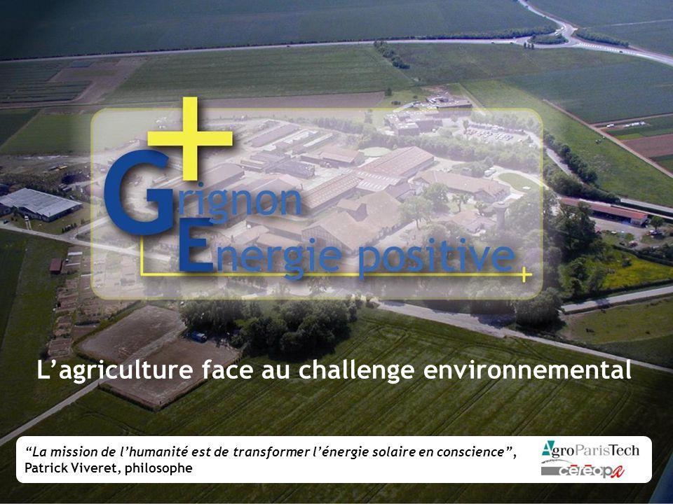 """L'agriculture face au challenge environnemental """"La mission de l'humanité est de transformer l'énergie solaire en conscience"""", Patrick Viveret, philos"""