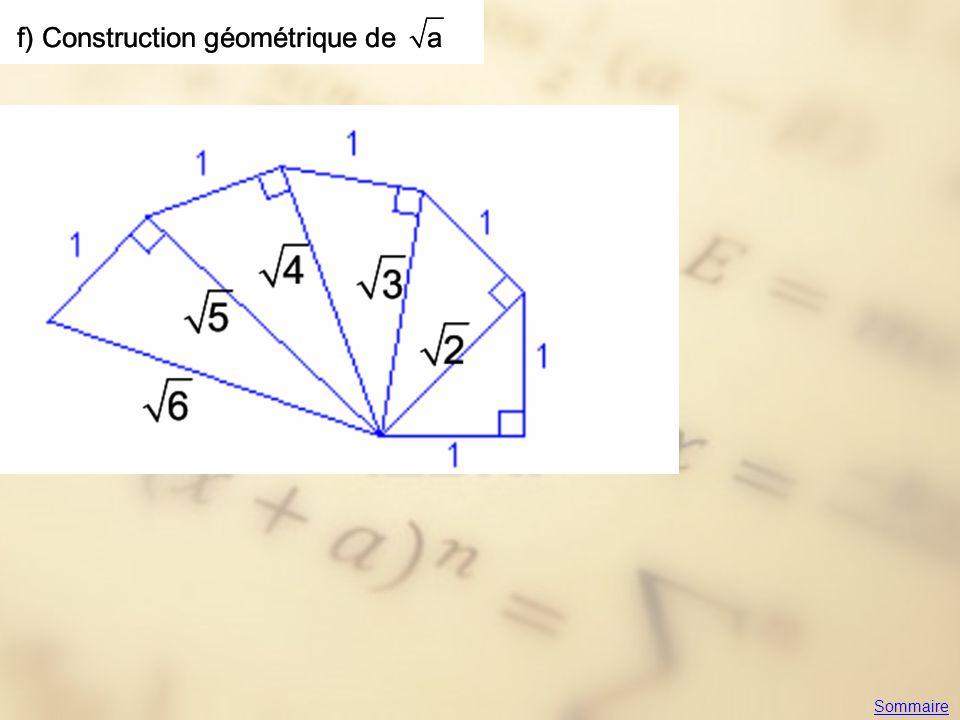 VI Rappels concernant les développements et les factorisations A × (B + C) = AB+ AC A × (B – C) = AB- AC Exemple : (2x² - 6x)(3x - 5) = 6x³- 10 x²- 18 x² - 30x = 6x³ - 28x² + 30x Sommaire