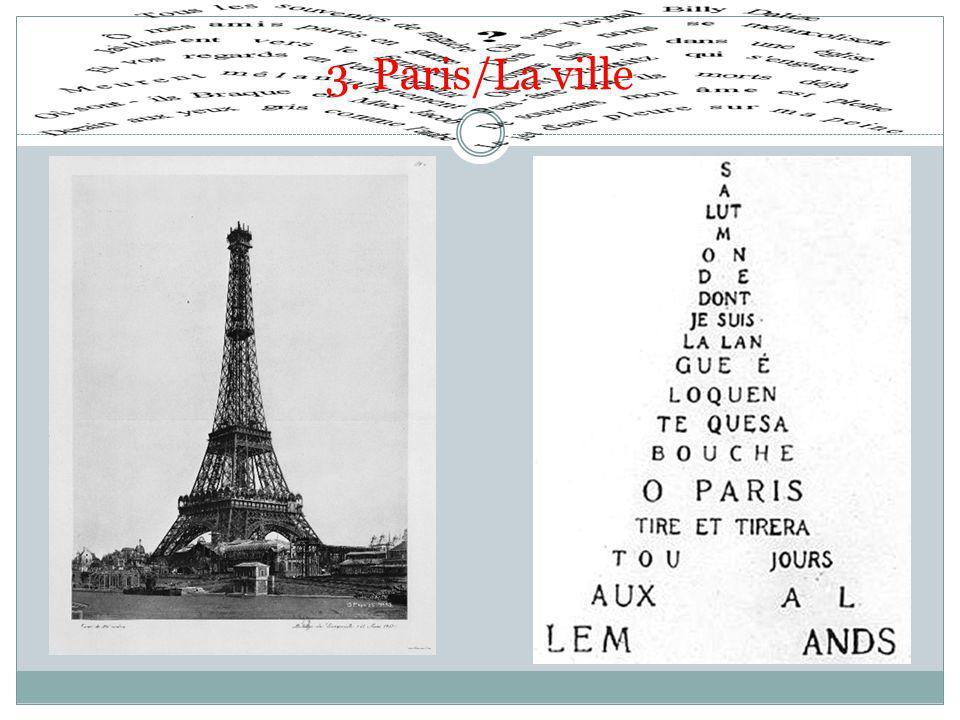 3. Paris/La ville