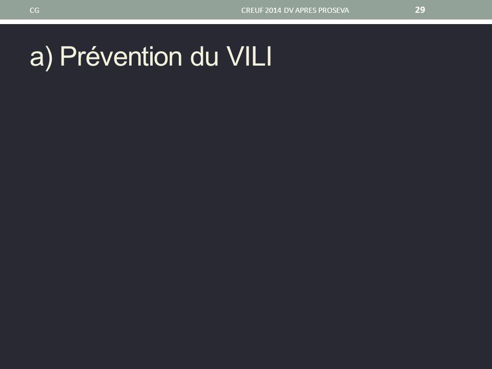 a) Prévention du VILI CGCREUF 2014 DV APRES PROSEVA 29