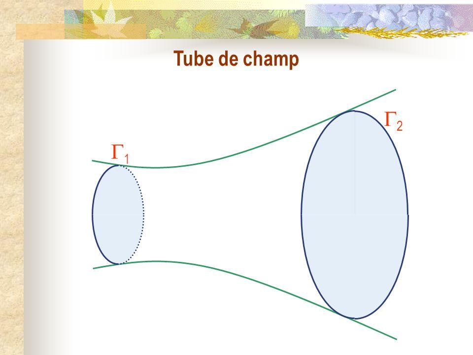 Tube de champ 11 22