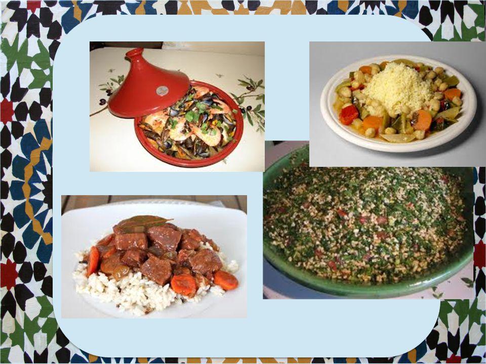 Lequel n'est pas un plat traditionnel du Maghreb.