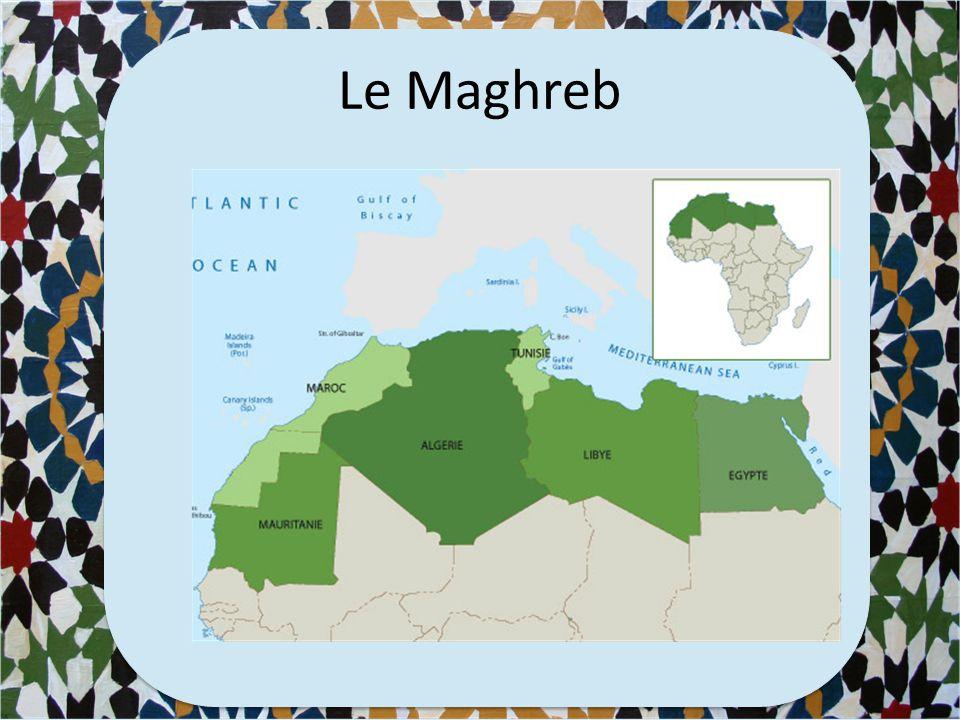 Quel pays n'est pas dans le Maghreb? a) La Tunisie b) L'Algérie c) Le Canada d) Le Maroc a) La Tunisie b) L'Algérie c) Le Canada d) Le Maroc
