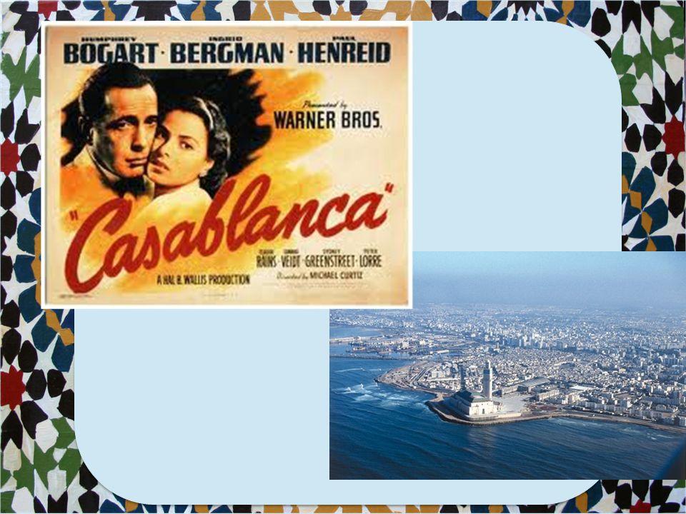 Casablanca est dans quel pays.