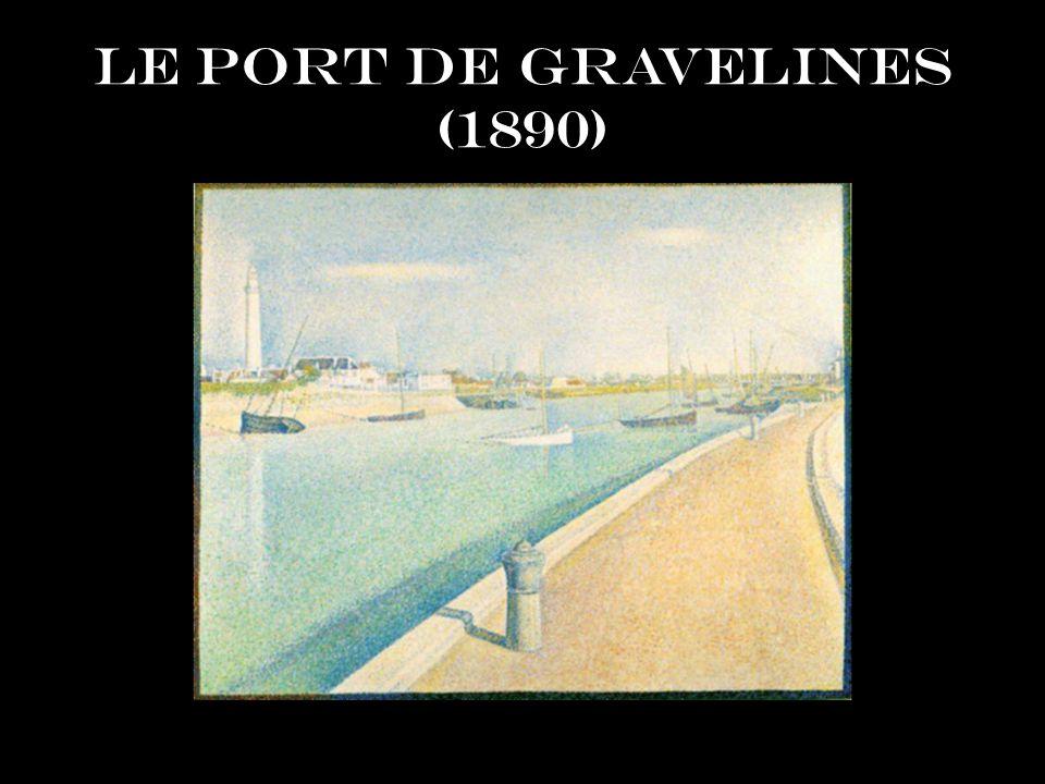 Le Port de Gravelines (1890)