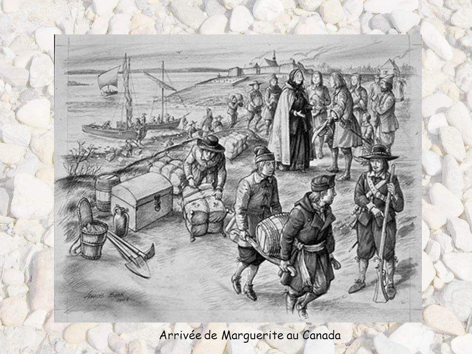 Marguerite Bourgeoys est née à Troyes, en France, le 17 avril 1620. Elle est une jeune fille comme les autres, qui soigne son apparence et fréquente l