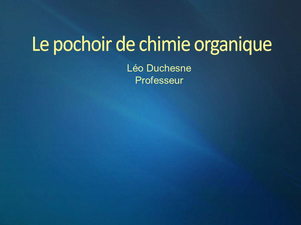Léo Duchesne Professeur