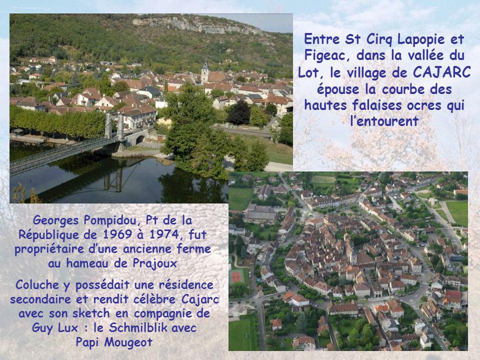 Au pied du village, le Moulin d'Aulanac, bâti en pierres et colombages, est connu depuis le 14°s. Juxtaposé à l'ancienne fabrique des « roubinetaïres