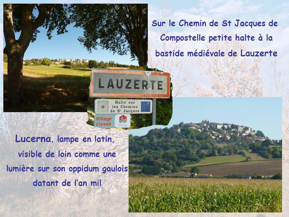 Depuis le Bordelais nous prenons la route vers le Quercy à la découverte des richesses du Sud-Ouest. Nous traverserons la Garonne du côté de Valence d