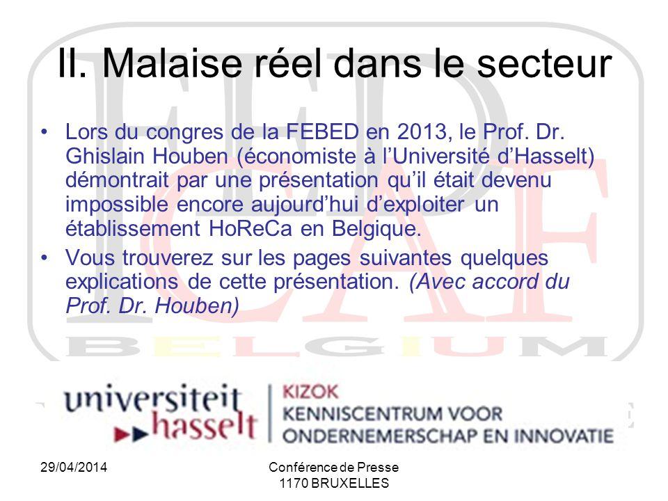 29/04/2014Conférence de Presse 1170 BRUXELLES II.