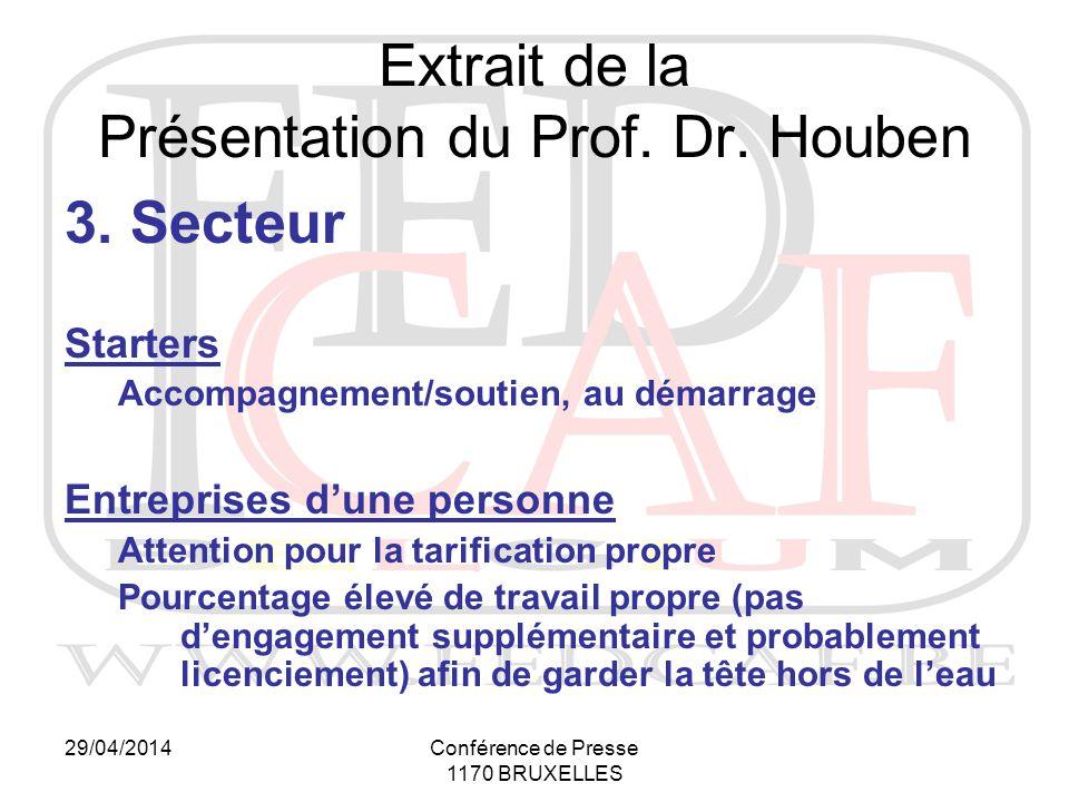 29/04/2014Conférence de Presse 1170 BRUXELLES 3.