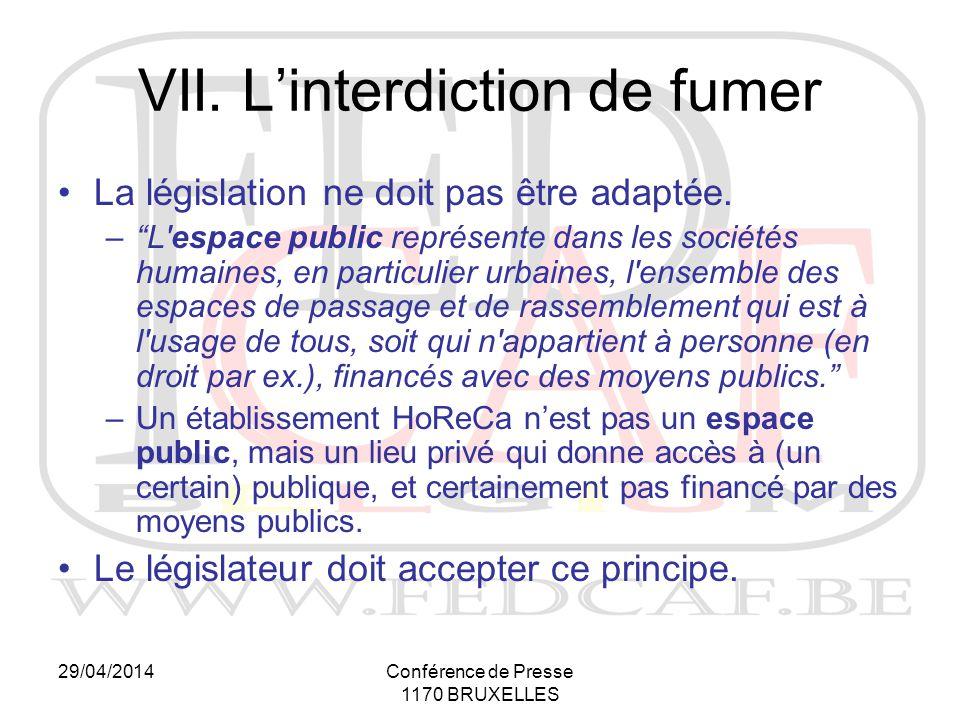 29/04/2014Conférence de Presse 1170 BRUXELLES VII.
