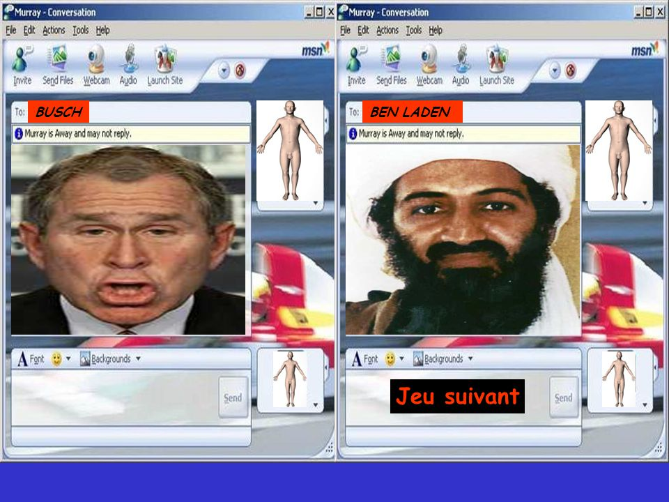 Diaporama PPS réalisé pour http://www.diaporamas-a-la-con.com http://www.diaporamas-a-la-con.com Le Nain d 'AmériqueInvisible Man Salut enfoiré.Soir Missiou .