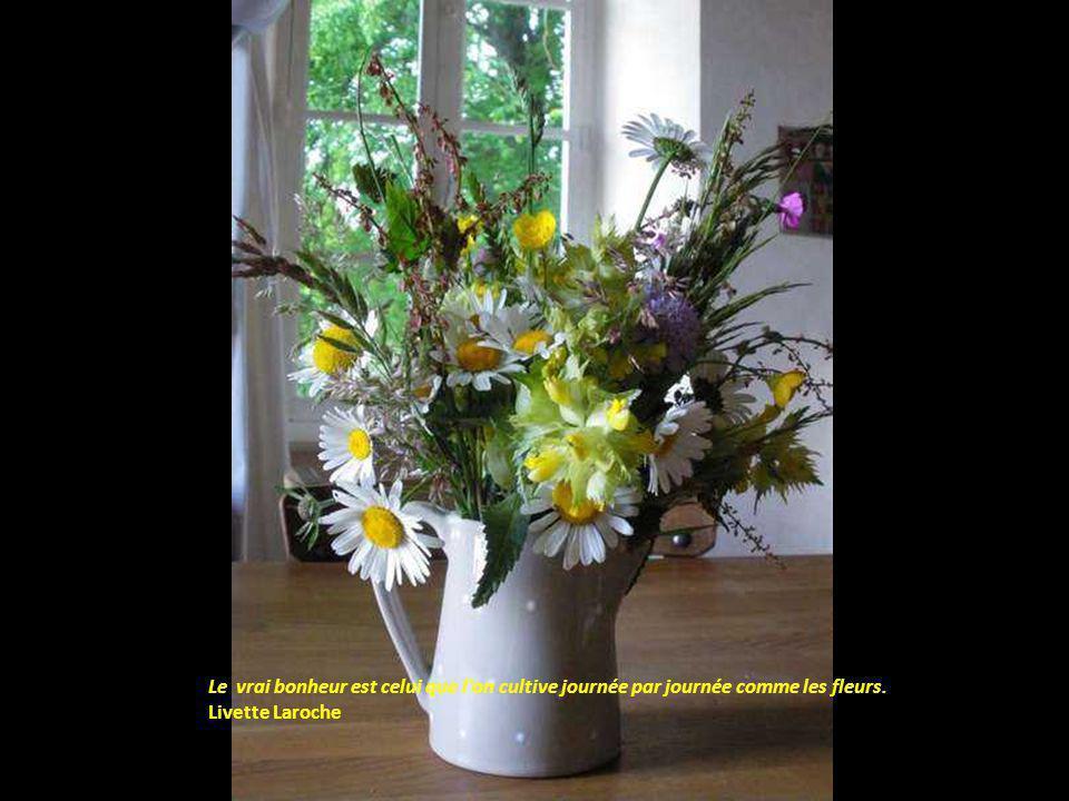 Tel fleurit aujourd'hui qui demain flétrira, tel flétrit aujourd'hui qui demain fleurira. Pierre de Ronsard