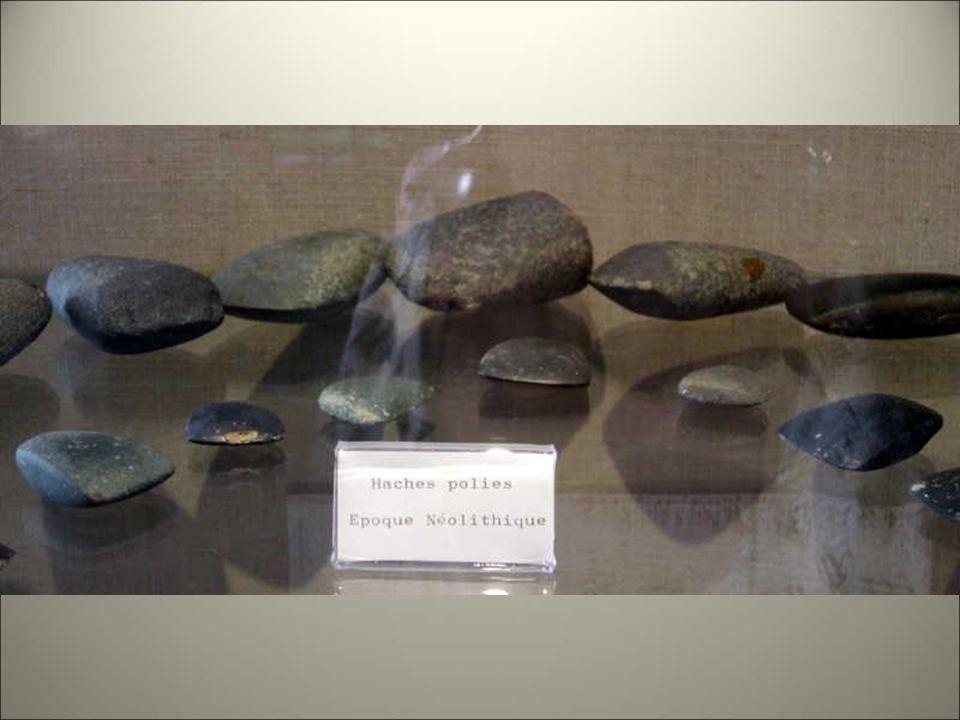 Reconstitution d'un habitat néolithique