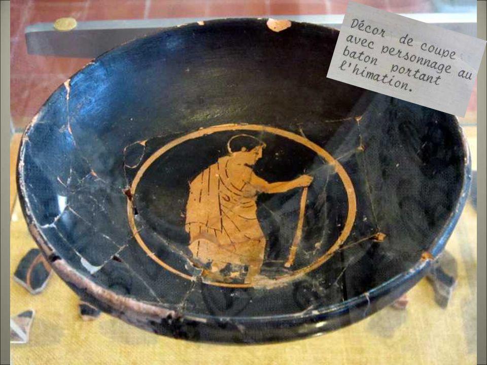 Céramique grecque VI e s av. J-C