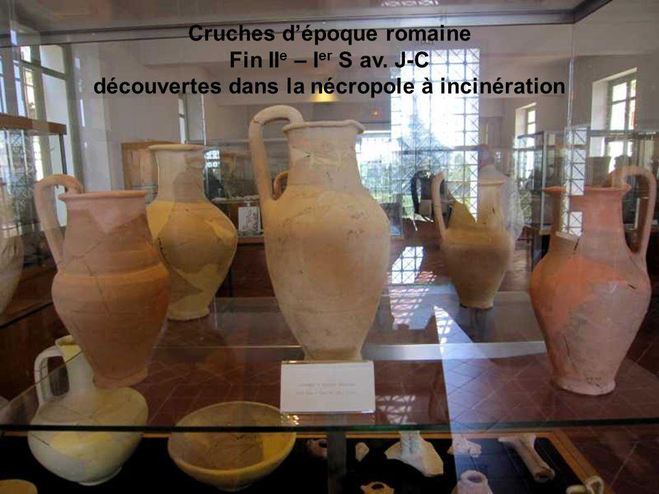 Verrerie romaine 1 er s av. J-C