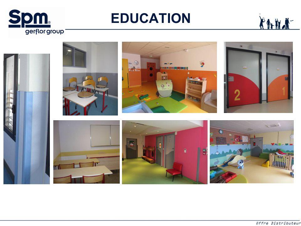 Offre Distributeurs Offre Distributeurs EDUCATION