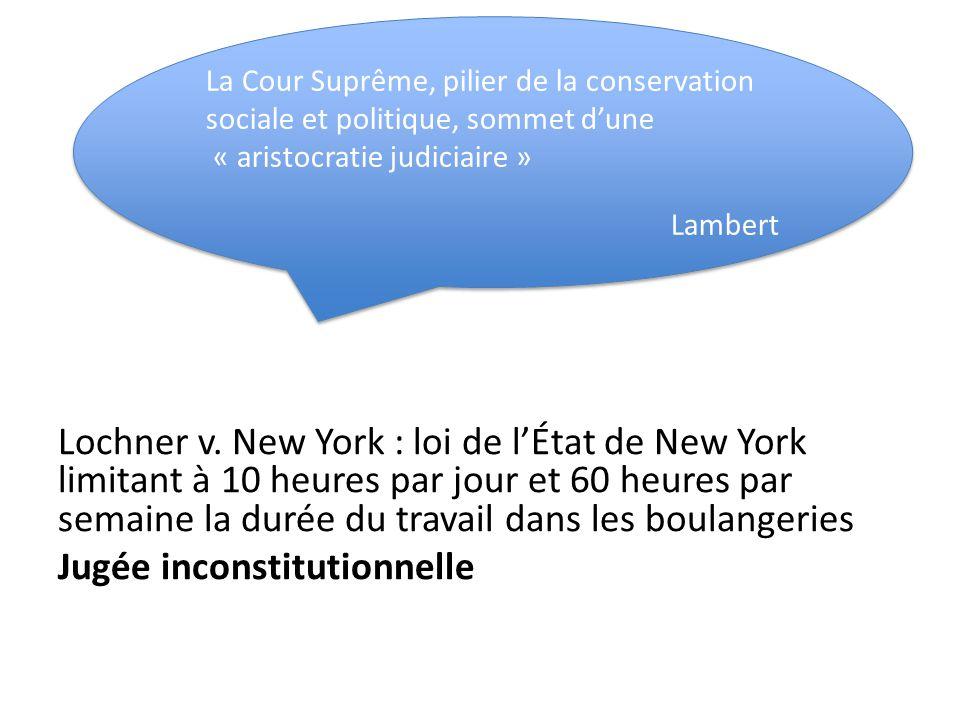 Lochner v.