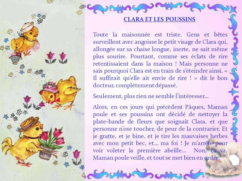 Ces adorables cartes de Pâques m'ont été offertes par Françoise Mastin, que je remercie.