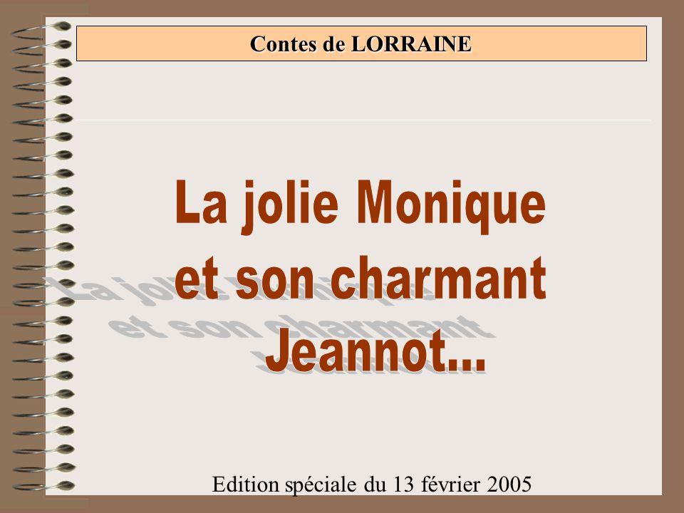 Contes de LORRAINE Edition spéciale du 13 février 2005