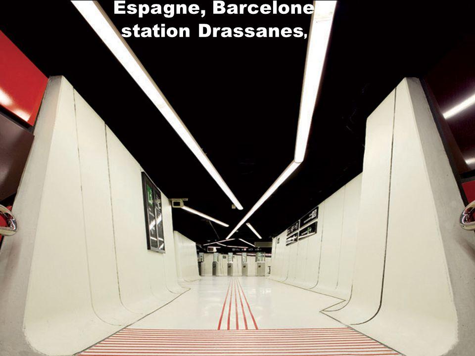 Portugal, Lisbonne, station Olaias