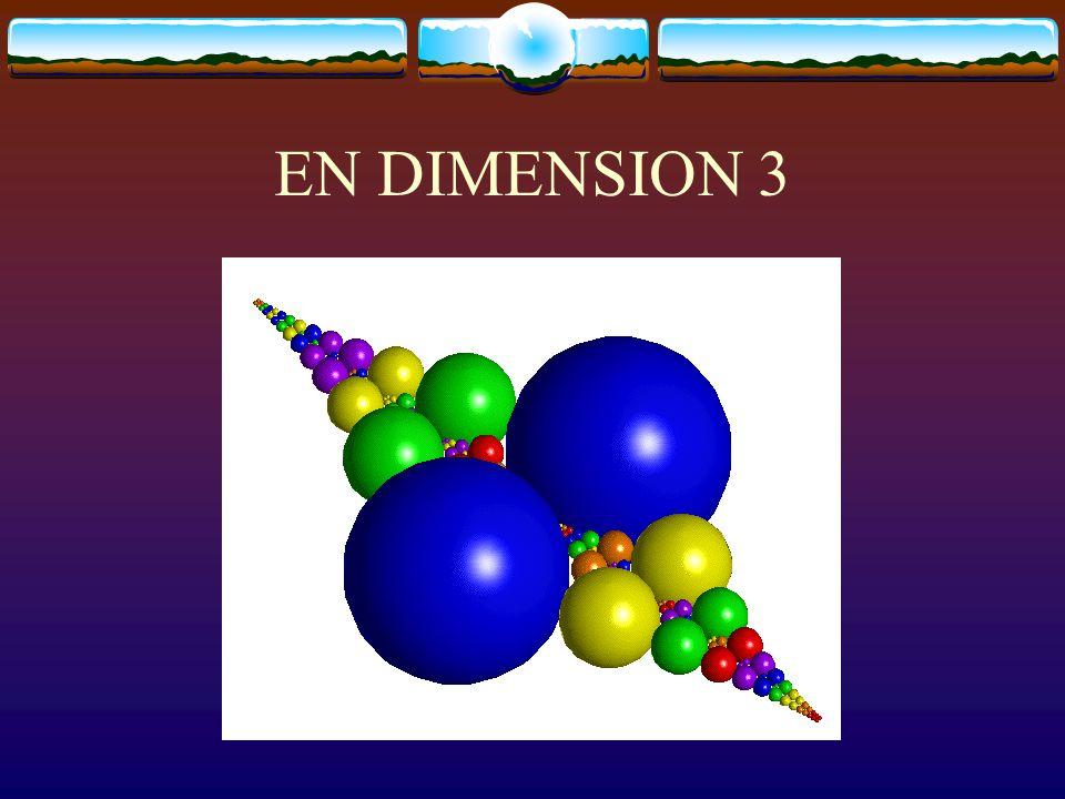 EN DIMENSION 3