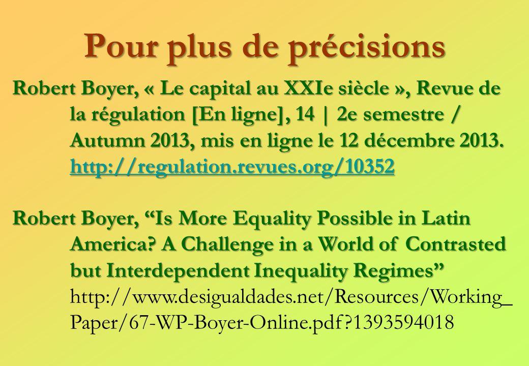 C3 – De l'analyse historique du capital à la recherche d'une théorie du capitalisme : C3 – De l'analyse historique du capital à la recherche d'une théorie du capitalisme : ° Quelle modélisation de la croissance .