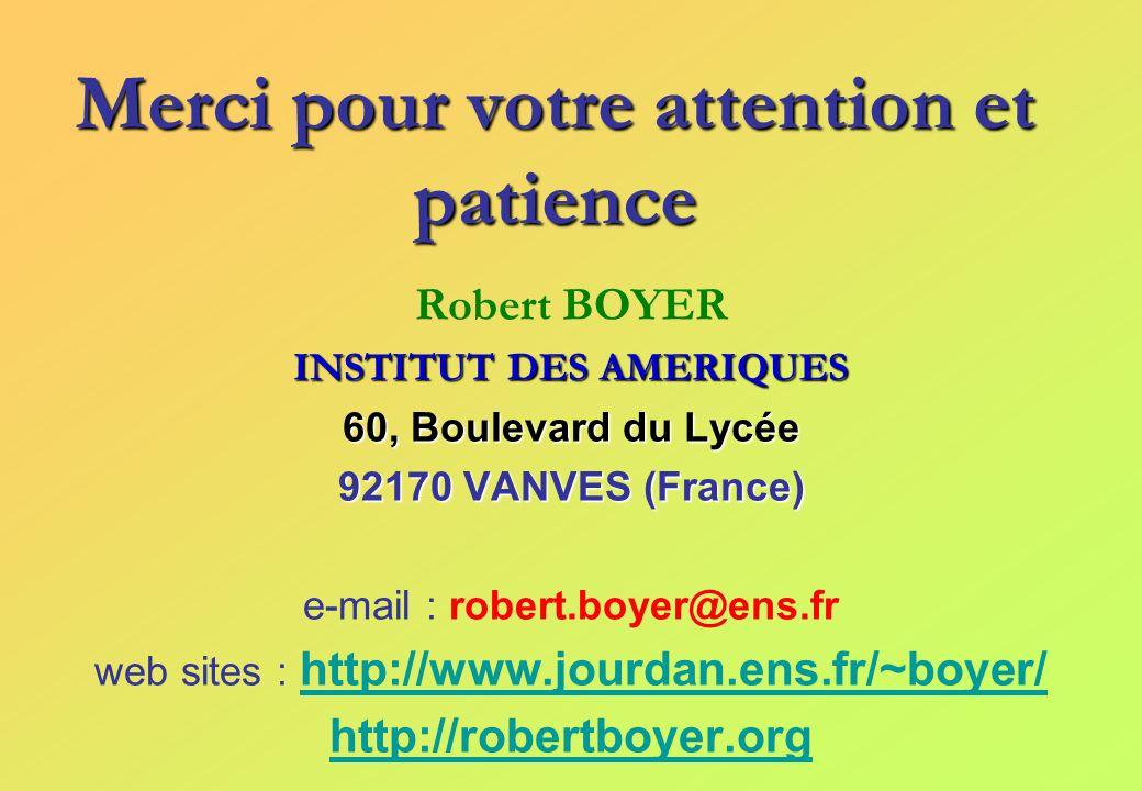 Pour plus de précisions Robert Boyer, « Le capital au XXIe siècle », Revue de la régulation [En ligne], 14 | 2e semestre / Autumn 2013, mis en ligne le 12 décembre 2013.