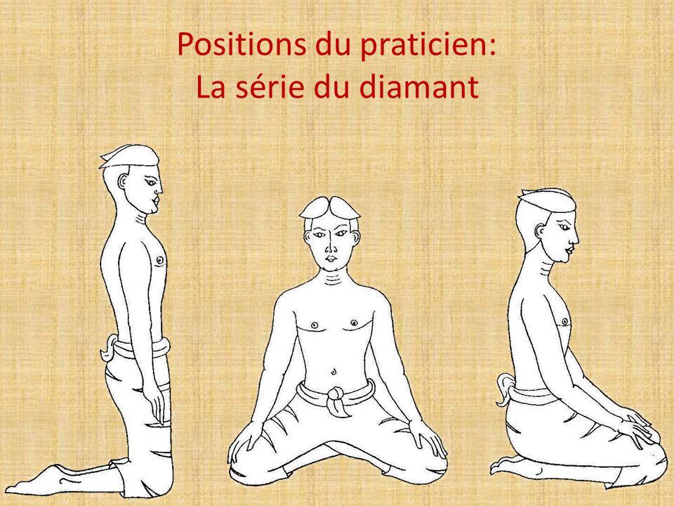 Positions du praticien: La série du diamant
