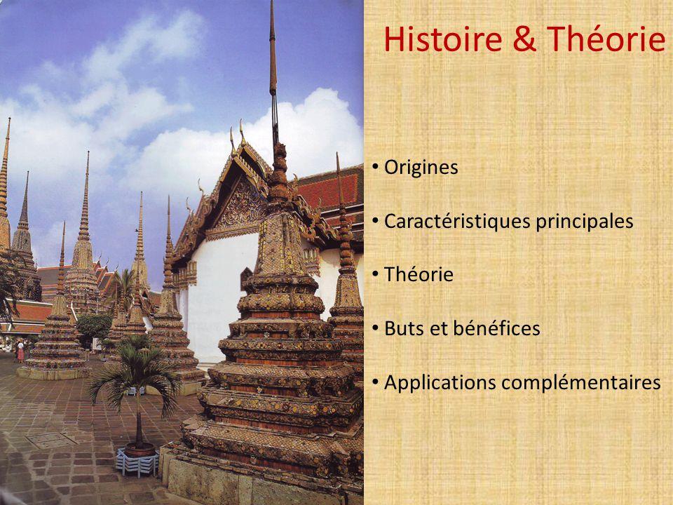 Histoire & Théorie Origines Caractéristiques principales Théorie Buts et bénéfices Applications complémentaires
