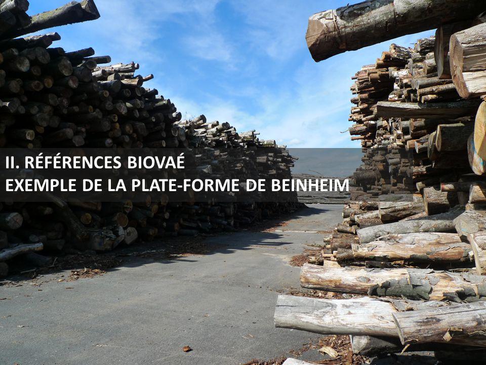 Roquette : entreprise agro-alimentaire avec des gros besoins énergétiques  Chaudière Biomasse de 45 MW fournissant 60 t/h de vapeur  75 000 tonnes de CO2 d'émissions évitées  Approvisionnement : 150 000 T/an de plaquette  Montant investissement : 25 M€  Retenu Appel d'Offres BCIAT N°1 Octobre 2009  Exploitation en cours depuis Avril 2011 Photo de la centrale ( crédit photo ROQUETTE) Rôle de BIOVAE : d'assister ROQUETTE à la mise en service opérationnelle de la Plate-forme biomasse ainsi qu'à la mise en œuvre contractuelle de l'approvisionnement en biomasse de gérer pour compte de ROQUETTE l'intégralité de l'approvisionnement.