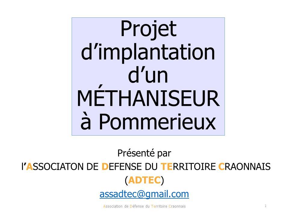  Une société privée va bénéficier de l'aménagement des infrastructures routières sur une route départementale et une route communale (hors Pommerieux), lesquelles sont totalement inadaptées.