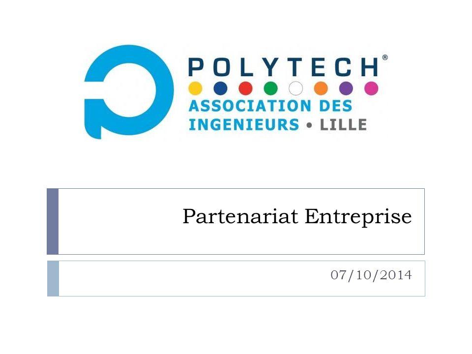Partenariat Entreprise 07/10/2014