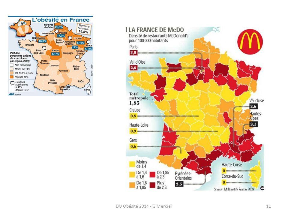 DU Obésité 2014 - G Mercier11
