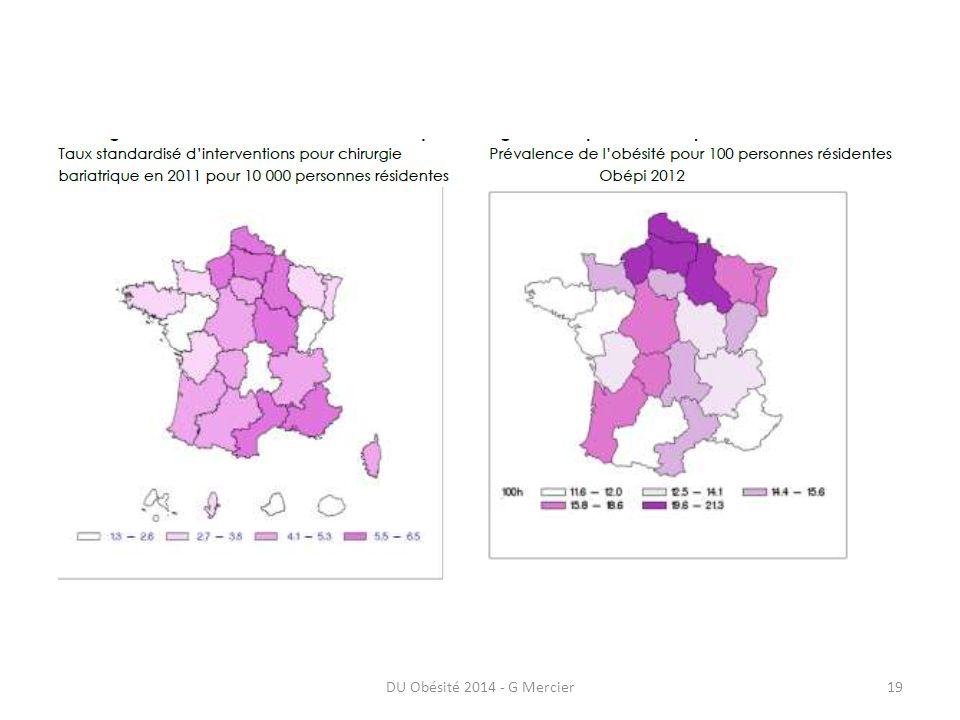DU Obésité 2014 - G Mercier19